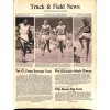 Cover Print of Track And Field News, October 1967