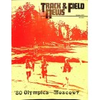 Track And Field News, October 1973