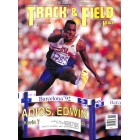 Track And Field News, October 1992