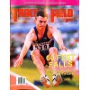 Cover Print of Track And Field News, October 1995
