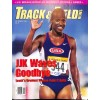 Cover Print of Track And Field News, October 1998