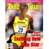 Cover Print of Track And Field News, October 1999
