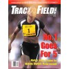 Track And Field News, October 2000