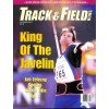 Cover Print of Track And Field News, October 2001