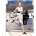 Cover Print of Track And Field News, September 1973