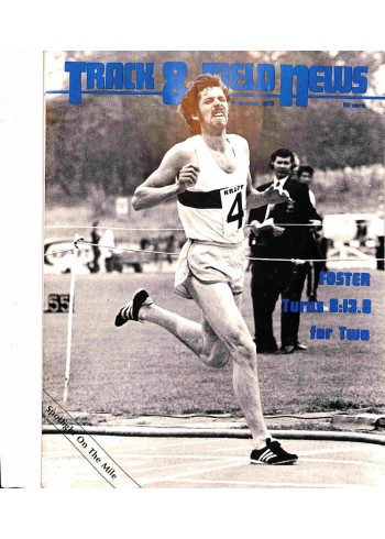 Track And Field News, September 1973