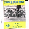 Cover Print of Track And Field News, September 1974