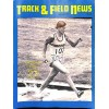 Cover Print of Track And Field News, September 1975