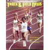 Cover Print of Track And Field News, September 1976