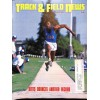 Cover Print of Track And Field News, September 1978
