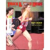 Cover Print of Track And Field News, September 1983
