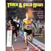 Cover Print of Track And Field News, September 1985