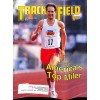 Cover Print of Track And Field News, September 1992