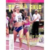 Cover Print of Track And Field News, September 1993