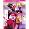 Cover Print of Track And Field News, September 1995