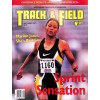 Cover Print of Track And Field News, September 1997