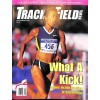 Cover Print of Track And Field News, September 2000