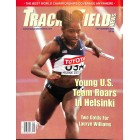 Cover Print of Track And Field News, September 2005