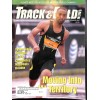 Cover Print of Track And Field News, September 2007