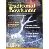 Cover Print of Traditional Bowhunter, April 2002