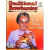 Cover Print of Traditional Bowhunter, June 1993