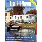 Cover Print of Trail-R-News, February 1965