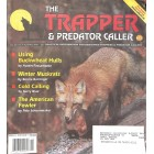 Cover Print of Trapper and Predator Caller, April 1998