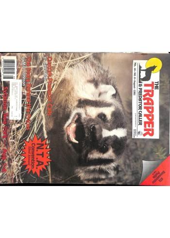 Trapper and Predator Caller, August 1991
