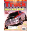 Cover Print of Truck Builder, April 2006