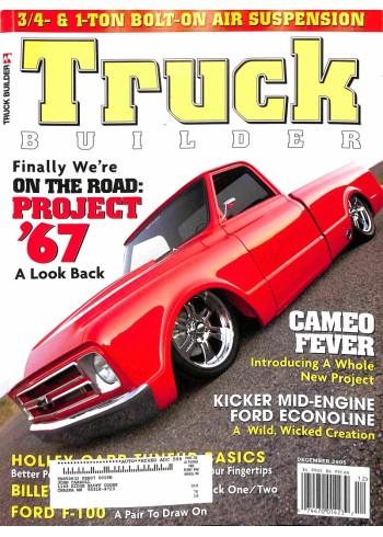 Truck Builder, December 2005