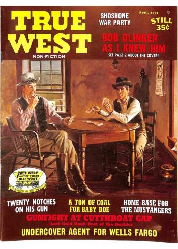 True West, April 1970