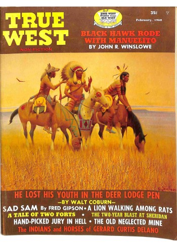 True West, February 1968