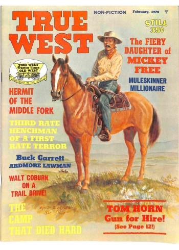 True West, February 1970