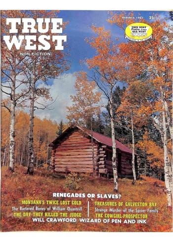 True West, October 1967