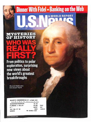 U.S. News and World Report, August 14 2006