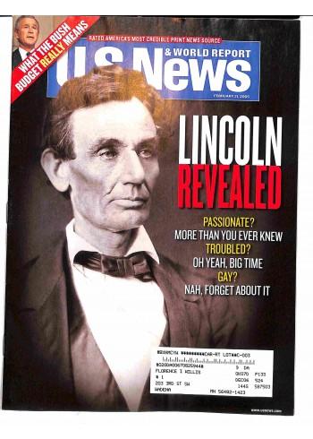 U.S. News and World Report, February 21 2005