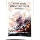US Naval Institute Proceedings, April 1952