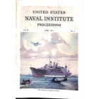 US Naval Institute Proceedings, April 1955