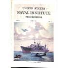 US Naval Institute Proceedings, April 1955
