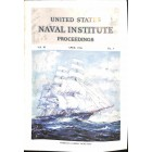 US Naval Institute Proceedings, April 1956