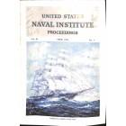 US Naval Institute Proceedings, April 1956