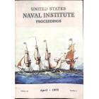 US Naval Institute Proceedings, April 1958