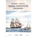 US Naval Institute Proceedings, April 1959