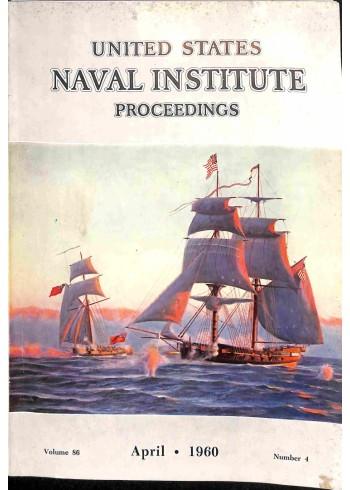US Naval Institute Proceedings, April 1960