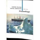 Cover Print of US Naval Institute Proceedings, April 1962