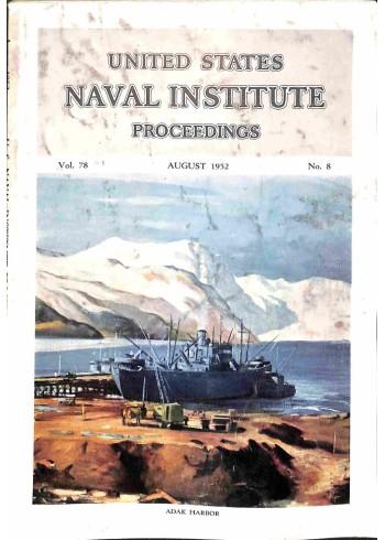 US Naval Institute Proceedings, August 1952