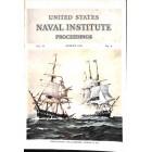US Naval Institute Proceedings, August 1953