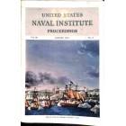 US Naval Institute Proceedings, August 1954