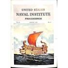 US Naval Institute Proceedings, August 1956