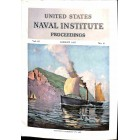 US Naval Institute Proceedings, August 1957
